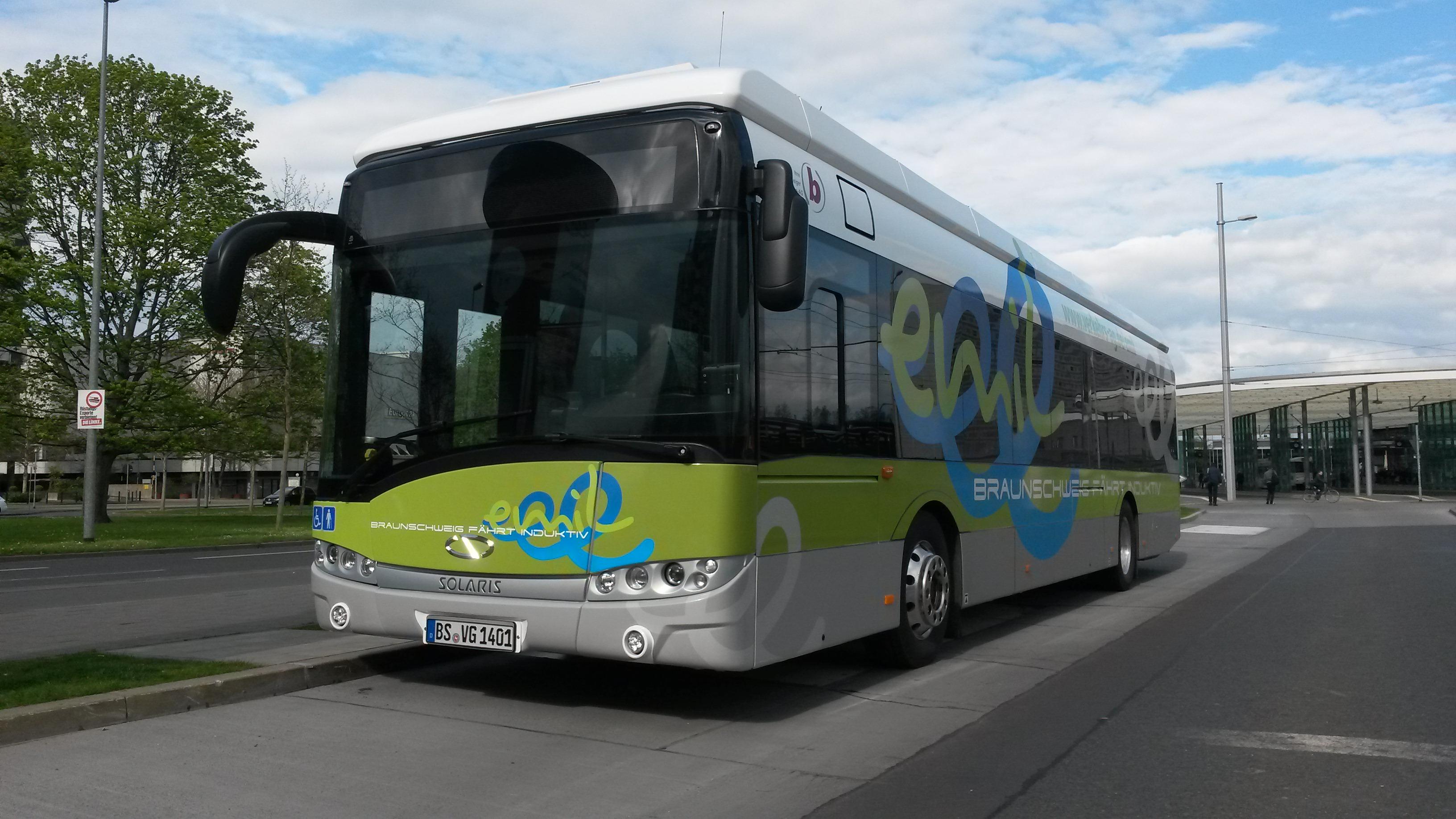 Barley: 400.000 Euro für Elektrobusse in Trier