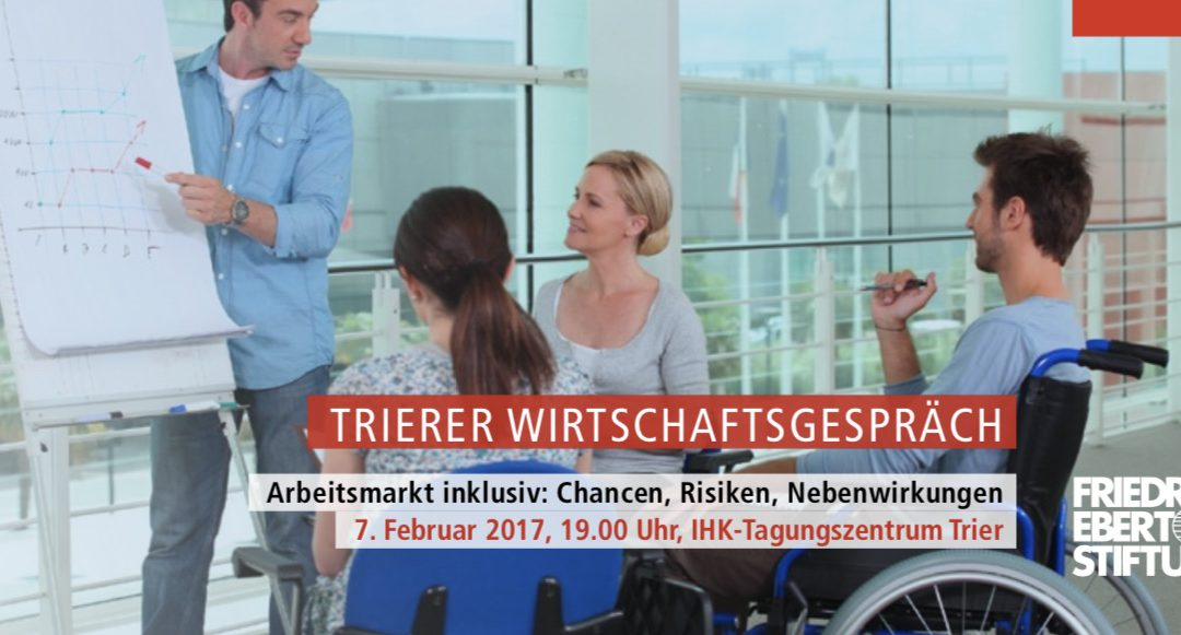 Trierer Wirtschaftsgespräch 07.02.17