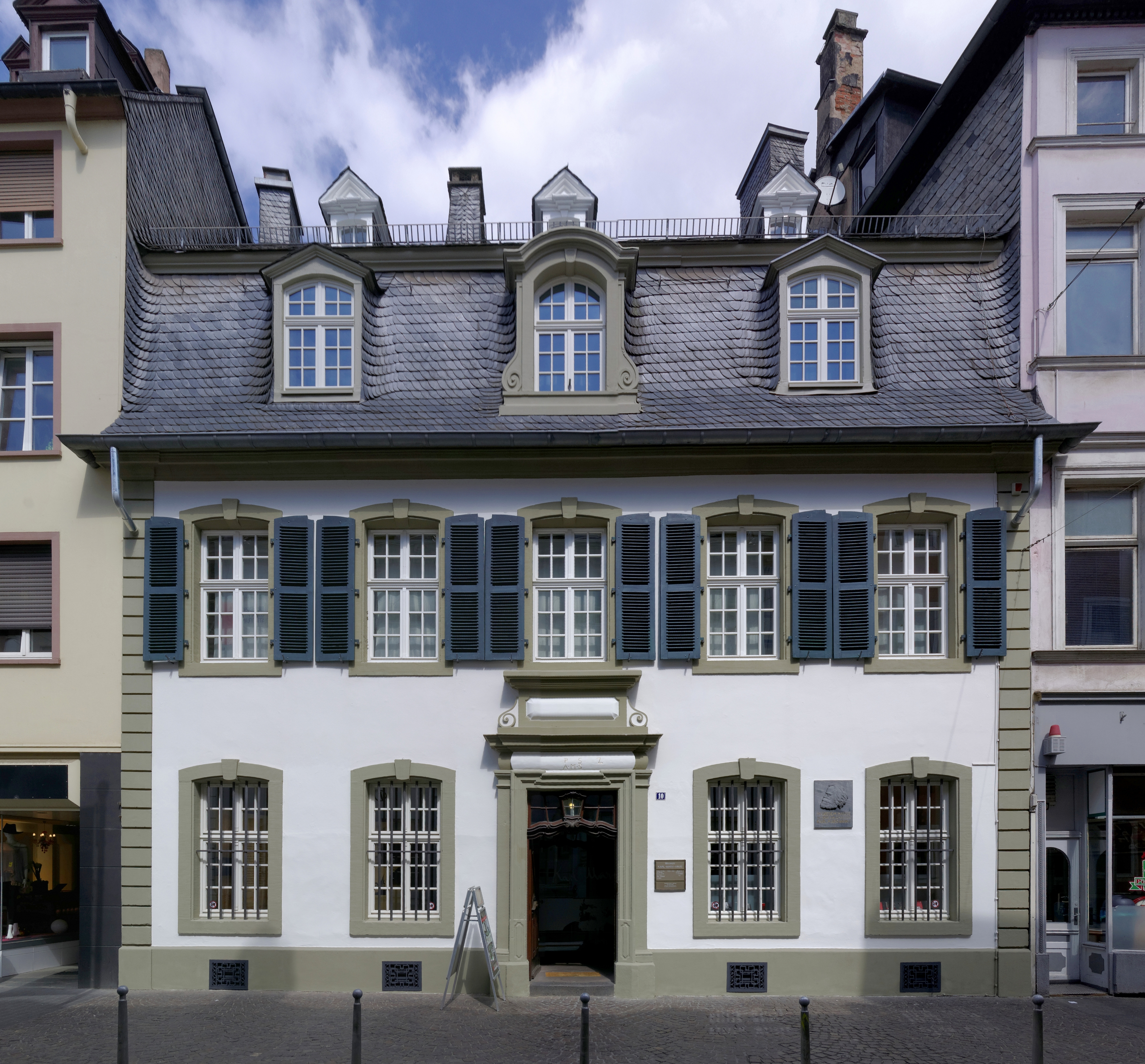 Barley unterstützt Karl Marx-Ausstellung 2018 in Trier